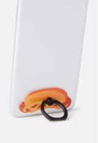 Typo - Phone rings - orange & black