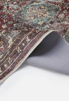 Hertex Fabrics - Kashvi rug - multi/red