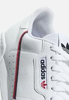 adidas Originals - Continental 80 - white/scarlet/collegiate navy