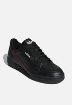 adidas Originals - Continental 80 - black/scarlet/collegiate navy