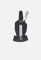 Typo - Shapeshifter luggage tag - beige