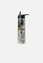 Typo - Double walled water bottle - black