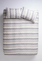 Design Studio - Serena jacquard duvet cover set - multi