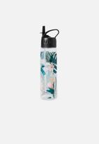 Typo - The refresher drink bottle - jungle floral