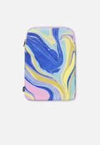 Typo - Laptop sleeve 13 inch - magic marble