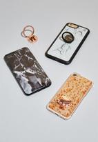 Typo - The superior iPhone case plus - white