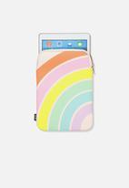 Typo - Tablet sleeve 10 inch - multi
