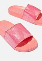 Cotton On - Pool slide - pink