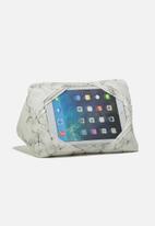 Typo - Tablet cushion - white