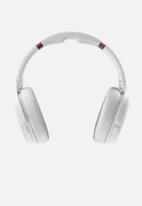 Skullcandy - The venue wireless headphones - white/crimson