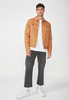 Cotton On - Rodeo jacket - brown