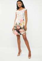 G Couture - Statement dress - multi
