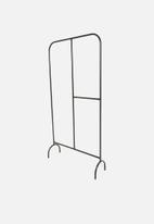 Sixth Floor - Rocket clothing rack - black