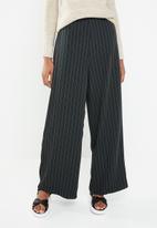 Superbalist - wide leg pants - black