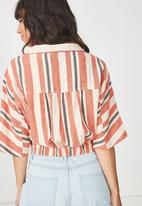 Cotton On - Cute resort shirt - multi