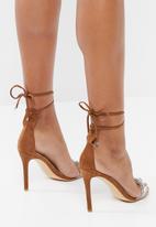 Public Desire - Elixir heel - brown