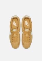 Nike - Classic Cortez Nylon W - club gold/sail-white