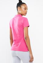 PUMA - Essential polo - pink