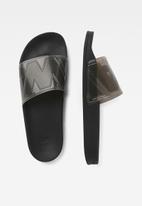 G-Star RAW - Cart slide - black