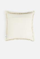 Sixth Floor - Asmara cushion cover - green