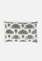 Sixth Floor - Aisha cushion cover - grey