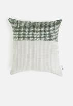 Sixth Floor - Casimir cushion cover - green