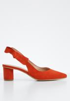 Superbalist - Bow heel - orange