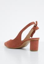 Superbalist - Bow heel - tan