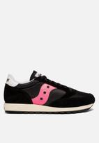 Saucony Originals - Jazz Vintage - black/pink