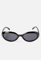 Rubi - Brooklyn short frame oval - black