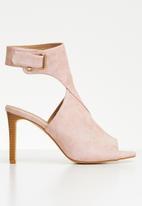 Miss Black - Lesedi heel - pink