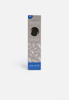 Nicolson Russell - Re-usable straw set of 4 - black