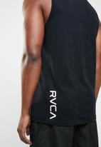 RVCA - Va vent sleeveless tank top - black