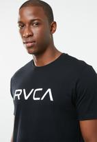 RVCA - Big short sleeve tee - black