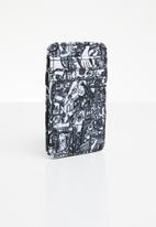 RVCA - Anp magic wallet - black & white