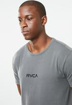 RVCA - OS pigment tee - grey