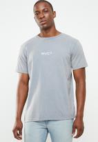 RVCA - OS pigment tee - blue