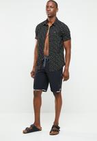 RVCA - Eastern swim trunks - black