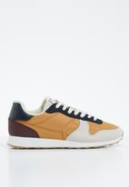 ONLY - Sahel sneaker - mustard yellow