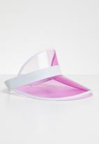 Joy Collectables - PVC Visor - light pink