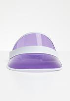 Joy Collectables - PVC visor - purple