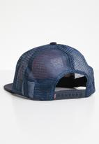 Herschel Supply Co. - Whaler mesh cap -  navy