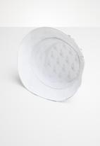 Reebok Classic - CL vector bucket hat - white