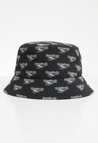 Reebok Classic - CL vector bucket hat - black