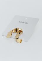 Superbalist - Selma earrings - gold