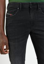 Diesel  - Thommer slim fit jeans - black