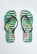 Superbalist - Ladies flip flops-singles - white