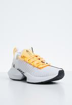 Reebok - Sole fury - se - white/black/solar gold