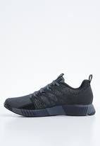 Reebok - Fusion flexweave cage - cold grey4R/black/cold grey 6r/wht