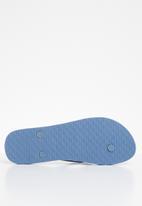 SOVIET - Jamie flip flops - blue